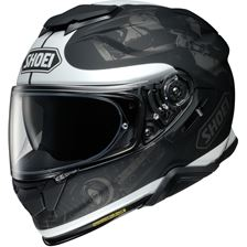 SHOEI GT-Air II Reminisce Mat Zwart-Wit TC-5