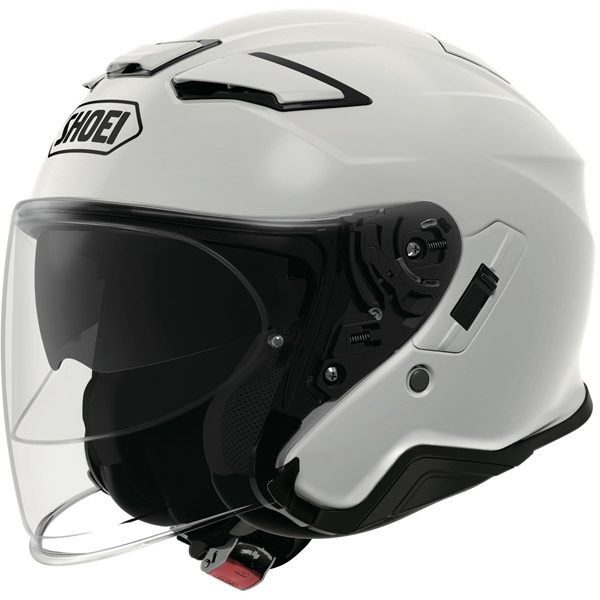SHOEI J-Cruise II Blanc
