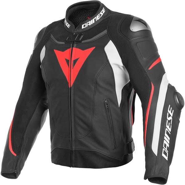DAINESE Super Speed 3 Noir-Blanc-Rouge Fluo