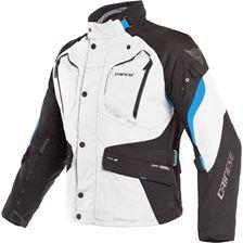 DAINESE Dolomiti Gore-Tex® Licht Grijs-Zwart-Blauw