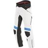 DAINESE Dolomiti Pants GORE-TEX Licht Grijs-Zwart-Blauw