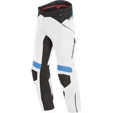 DAINESE Dolomiti Pants Gore-Tex® Licht Grijs-Zwart-Blauw