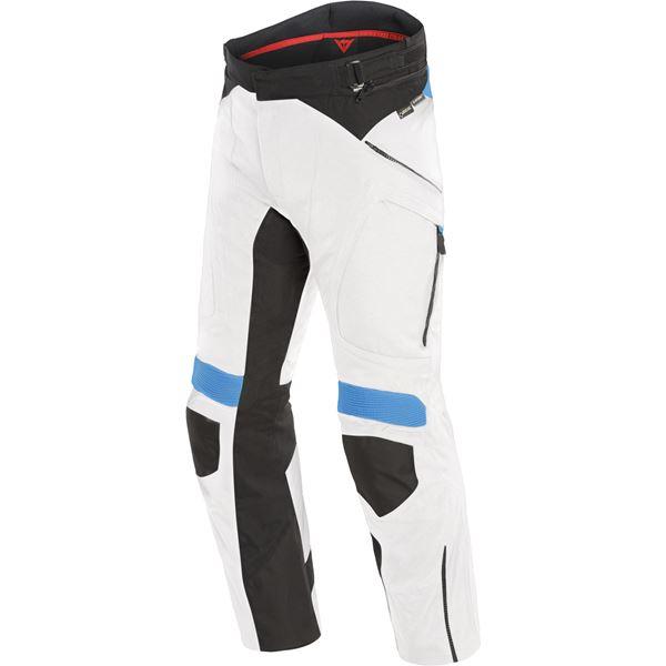 DAINESE Dolomiti Pants Gore-Tex® Gris Clair-Noir-Bleu