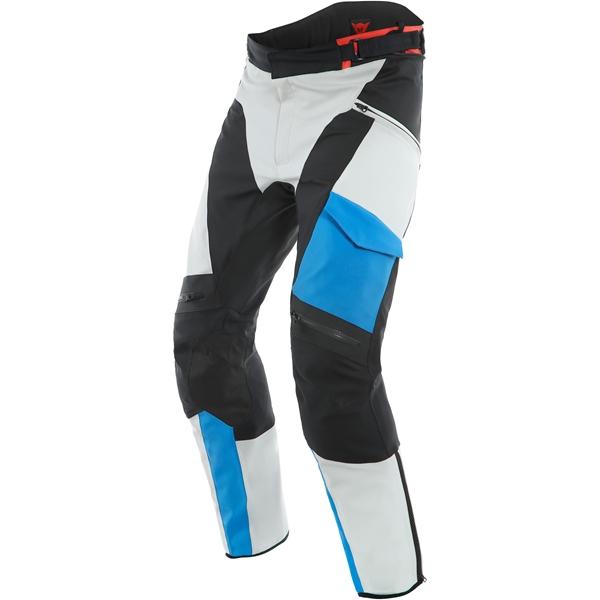 DAINESE Tonale D-Dry® Pants Gris-Bleu-Noir