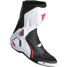 DAINESE Course D1 Out  Zwart-Wit-Rood