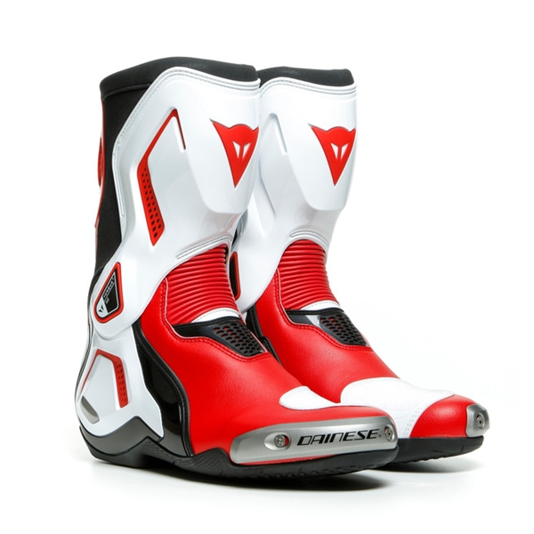 DAINESE Torque 3 Out Zwart-Wit-Rood