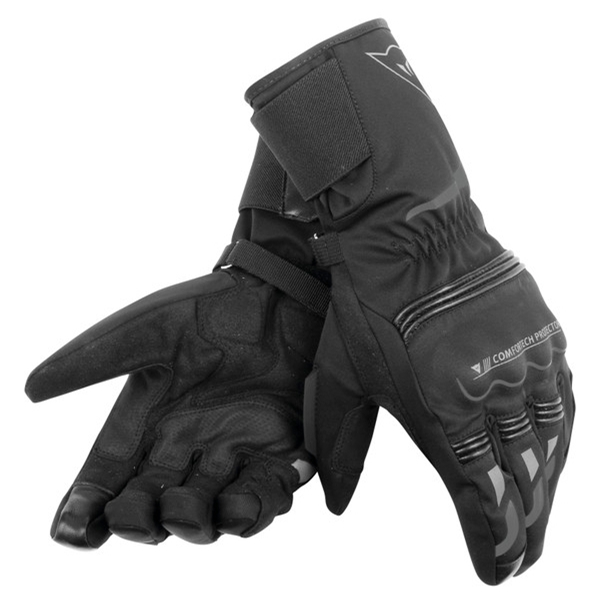 DAINESE Tempest D-DRY® Gloves Lang Zwart