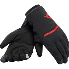 DAINESE Plaza 2 D-DRY® Noir-Rouge
