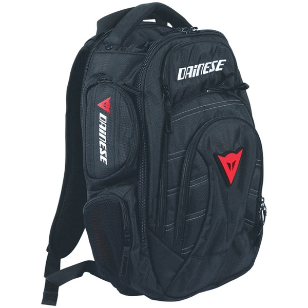 DAINESE D-Gambit Backpack Stealth-Noir