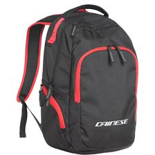 DAINESE D-Quad Backpack Zwart-Rood