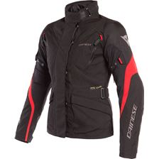 DAINESE Tempest 2 Lady D-Dry® Zwart-Rood