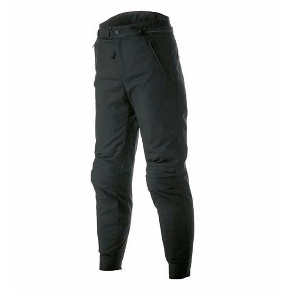DAINESE Amsterdam Lady Pants D-DRY® Zwart