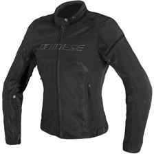 DAINESE Air Frame D1 Tex Lady Noir