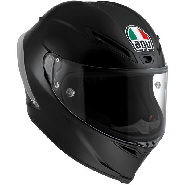 AGV CORSA R Mono Noir mat