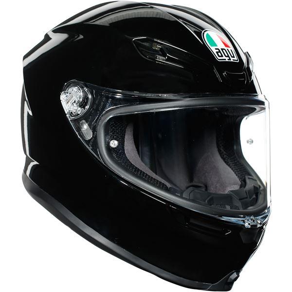 AGV K6 Mono Zwart