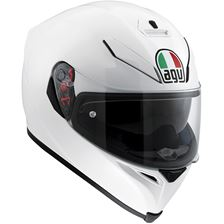 AGV K5 S Mono Pearl Blanc