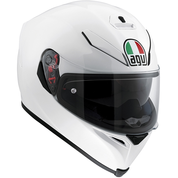 AGV K5 S Mono Pearl Wit