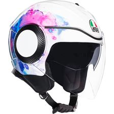 AGV Orbyt Brera Mayfair Wit-Paars