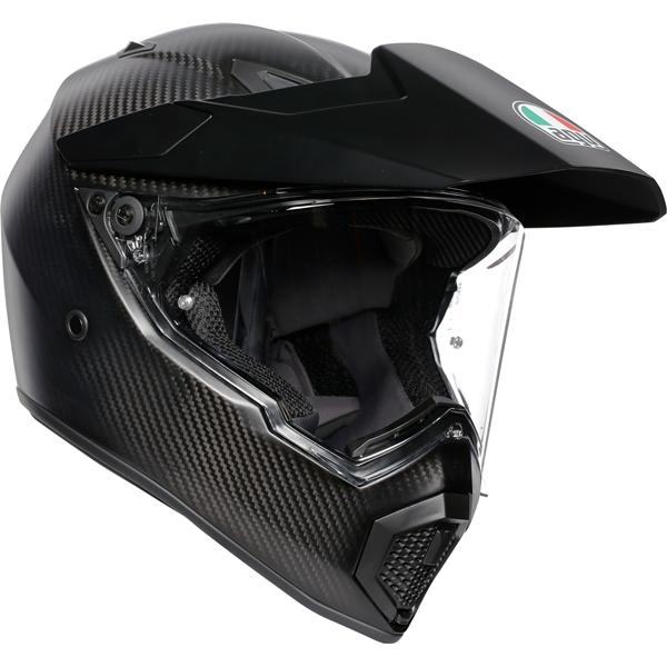 AGV AX9 Carbon Mat Carbon