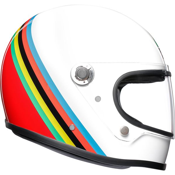 AGV X3000 Gloria Wit-Deco