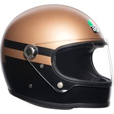 AGV X3000 Superba Or-Noir