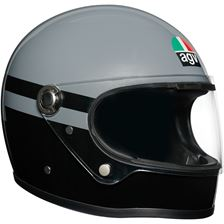 AGV X3000 Superba Gris-Noir