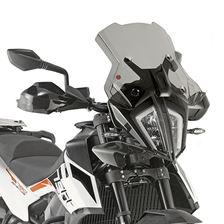 GIVI Getint windscherm excl. montagekit - D 7710D