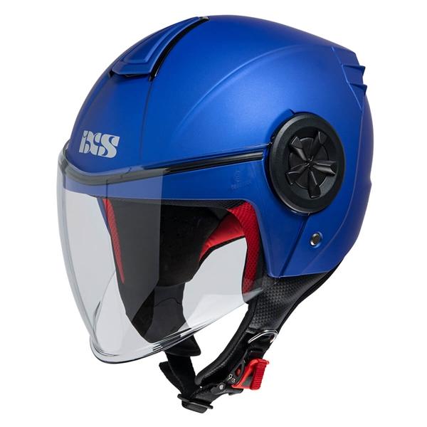 IXS iXS 851 1.0 Mat Blauw