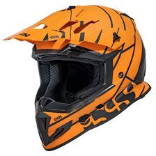 IXS iXS 361 2.2 Mat Oranje - Zwart