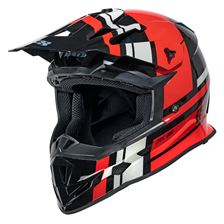 IXS iXS 361 2.3 Zwart - Rood