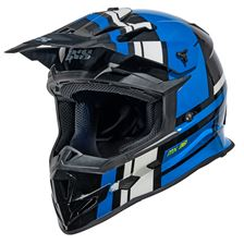 IXS iXS 361 2.3 Zwart - Blauw