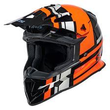 IXS iXS 361 2.3 Zwart - Oranje