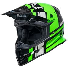 IXS iXS 361 2.3 Zwart - Groen