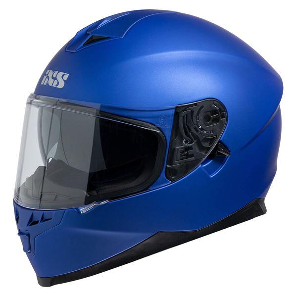 IXS iXS 1100 1.0 Mat Blauw