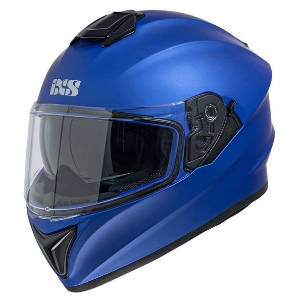 IXS iXS 216 1.0 Mat Blauw