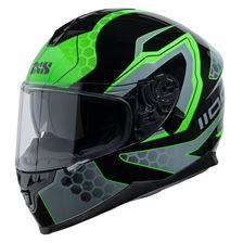 IXS iXS 1100 2.2 Zwart - Groen