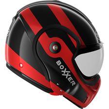 ROOF RO9 BoXXer Fuzo Zwart-Rood