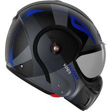 ROOF RO9 BoXXer Viper Mat Zwart-Blauw