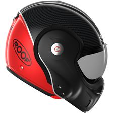 ROOF RO9 BoXXer Carbon Rouge