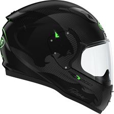 ROOF RO200 Carbon Panther Noir-Vert Fluo