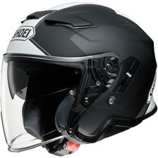 SHOEI J-Cruise II Adagio Mat Zwart-Wit TC-5