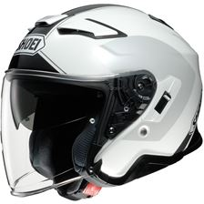 SHOEI J-Cruise II Adagio Wit-Zwart TC-6
