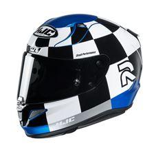 HJC RPHA-11 Misano Noir - Blanc - Bleu