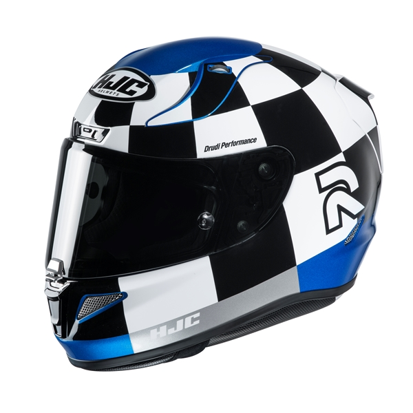 HJC RPHA-11 Misano Zwart - Wit - Blauw