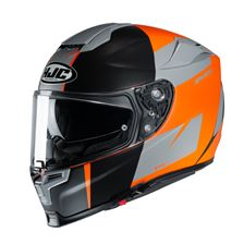 HJC RPHA-70 Terika Noir - Gris - Orange