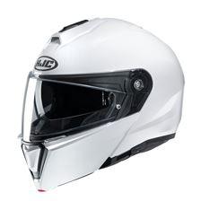 HJC I90 Solid Blanc