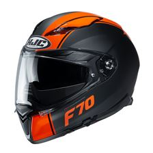 HJC F70 Mago Noir - Orange
