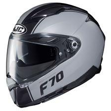 HJC F70 Mago Gris - Noir