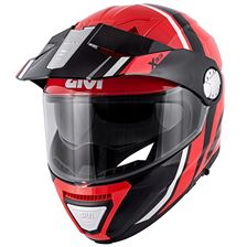 GIVI X.33 Canyon Division Rood-Zwart-Wit