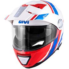 GIVI X.33 Canyon Division Wit-Rood-Blauw